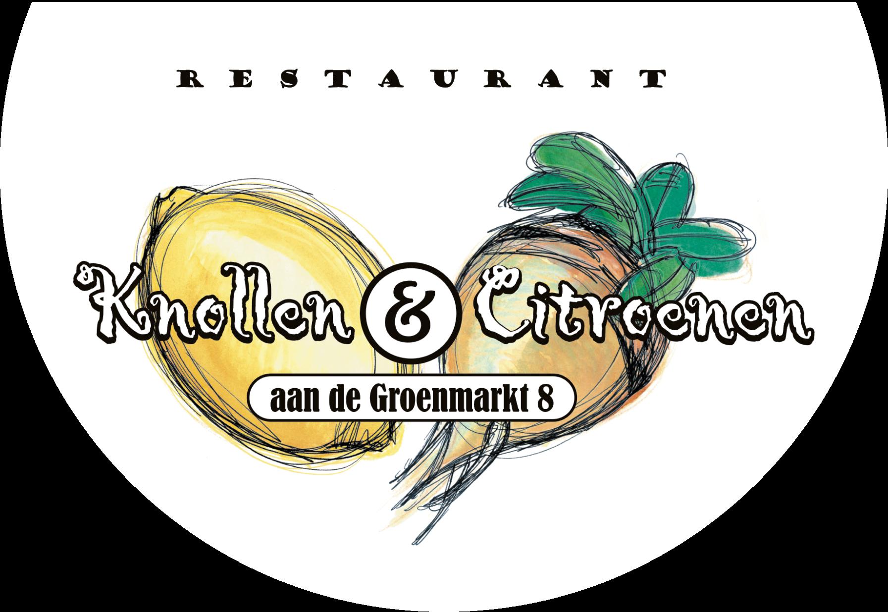 Logo Knollen & Citroenen