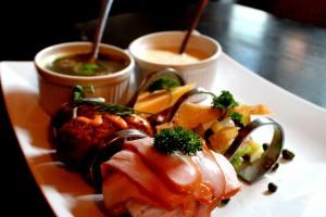 Eten bij Knollen en Citroenen
